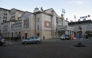 Piazza Teatro Merano