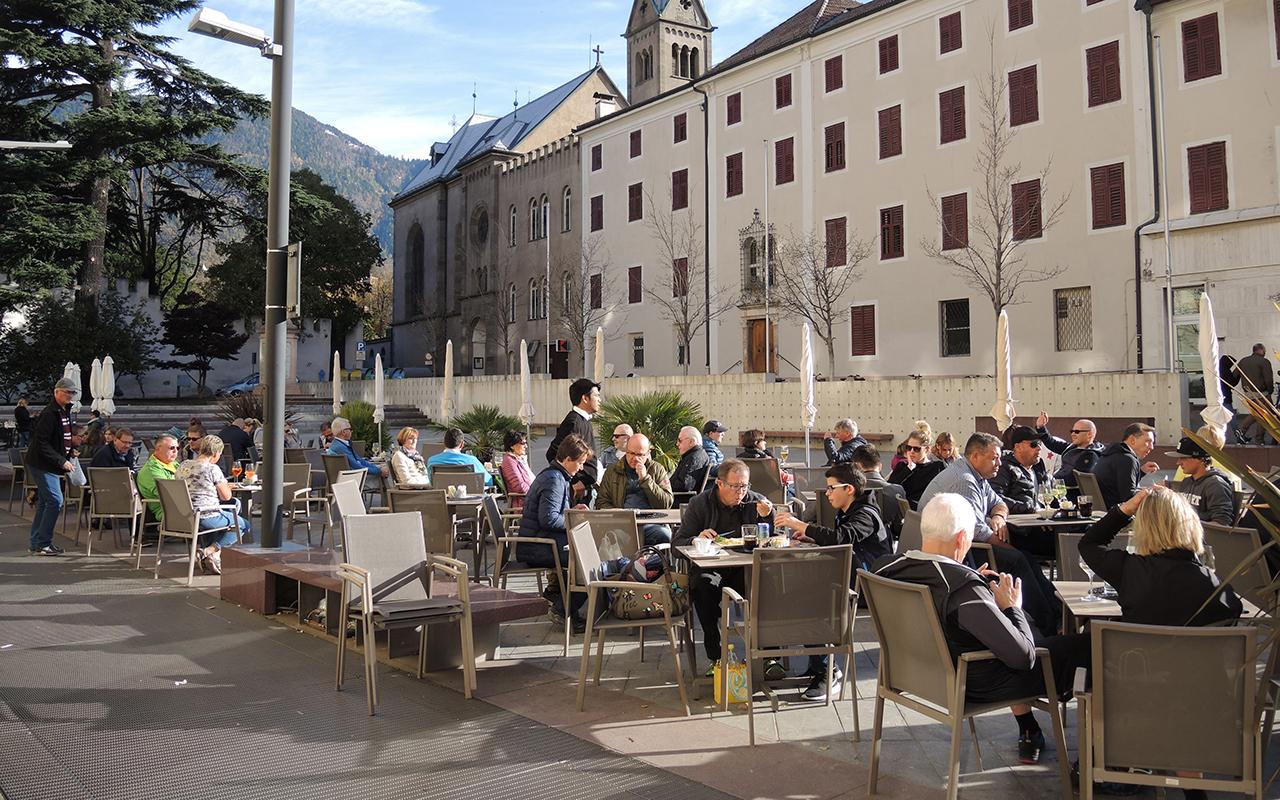 Piazza della Rena Merano Bar