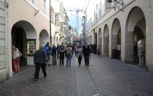Via Portici Merano