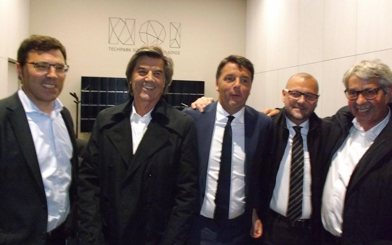 Incontro con Renzi