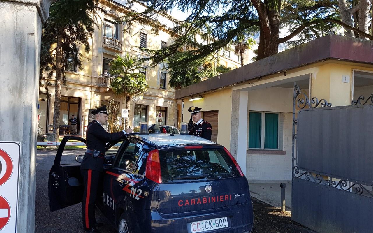 arco carbinieri