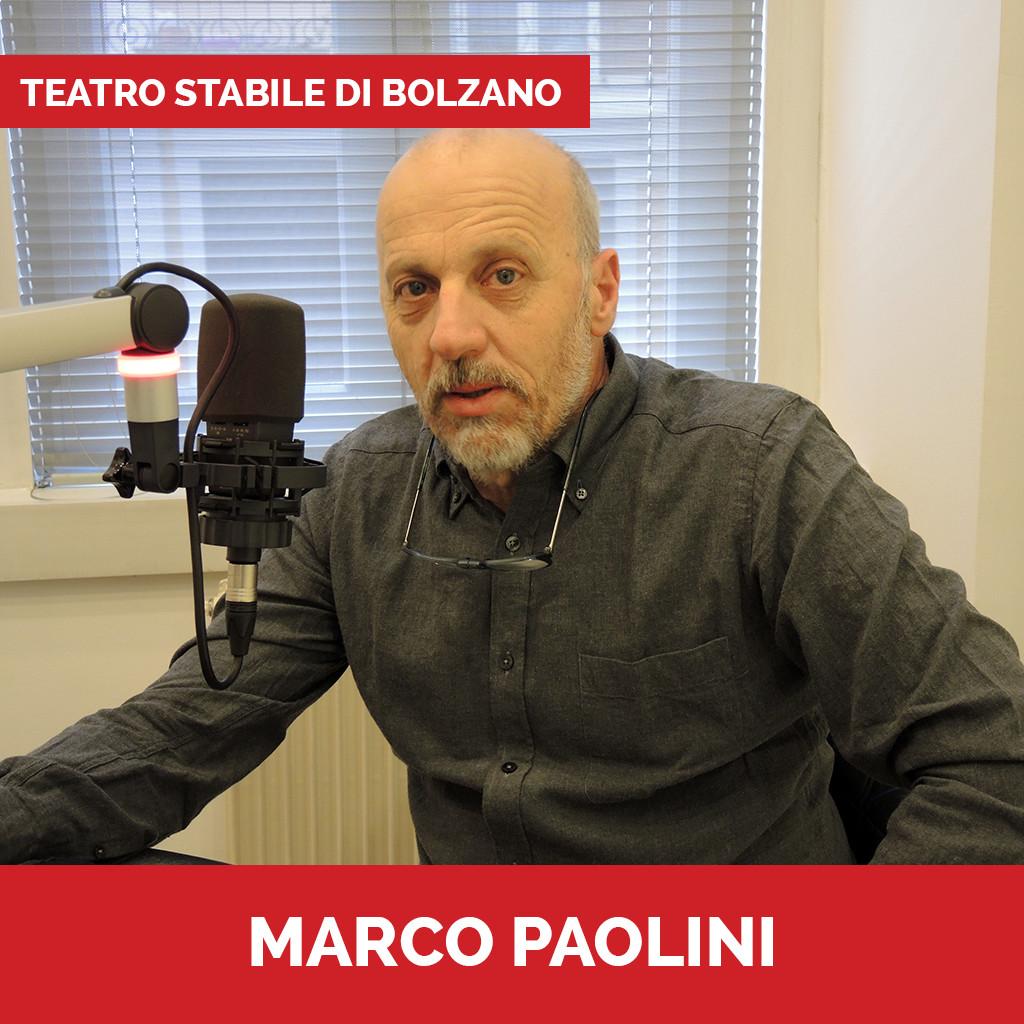 Sipario - Marco Paolini