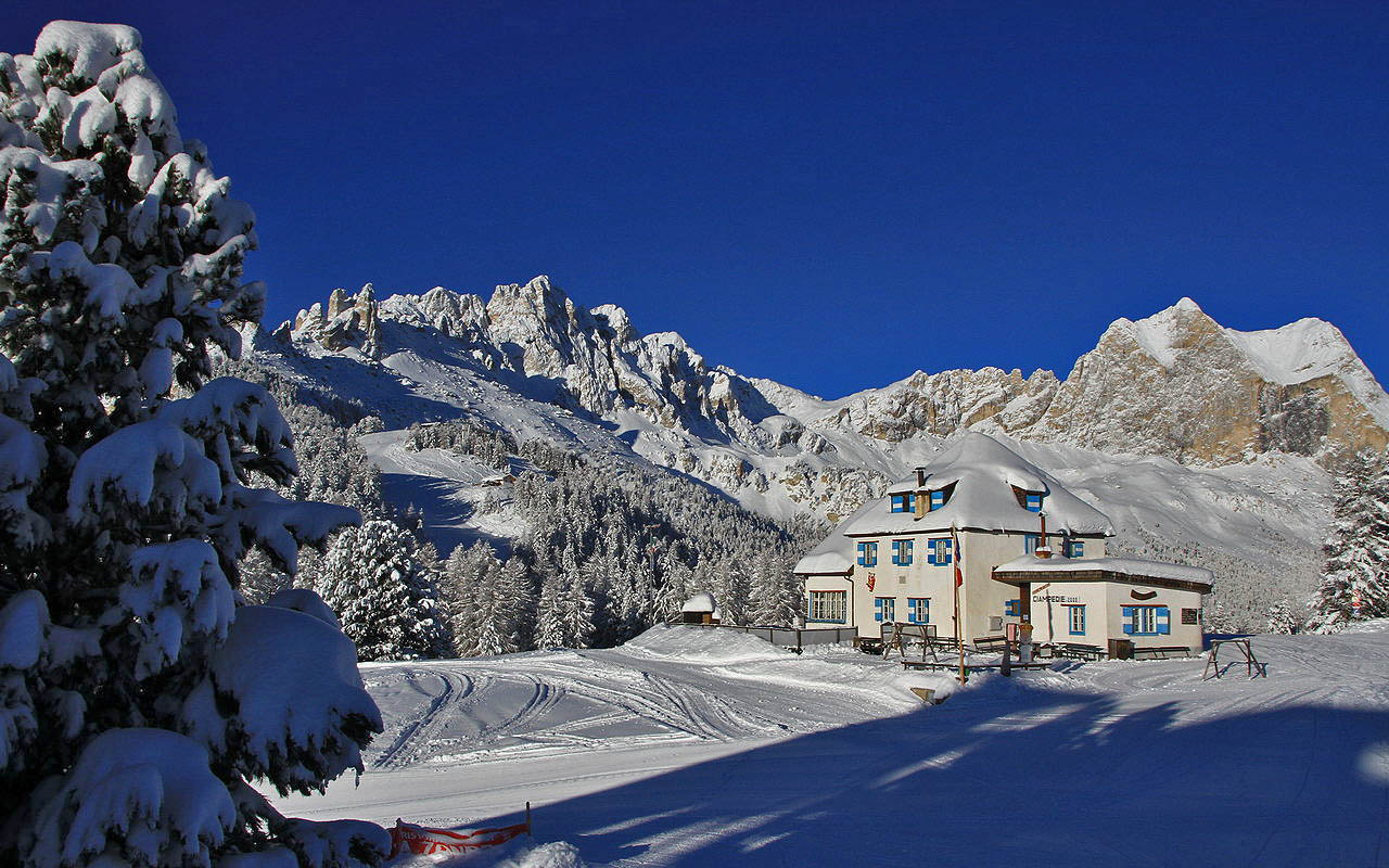 Ski Area Catinaccio