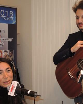 Sanremo 2018 Patrizia Cirulli