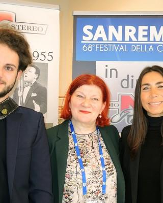 Sanremo 2018 Patrizia Cirulli 8