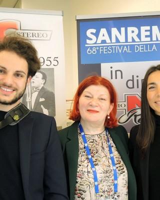 Sanremo 2018 Patrizia Cirulli 9