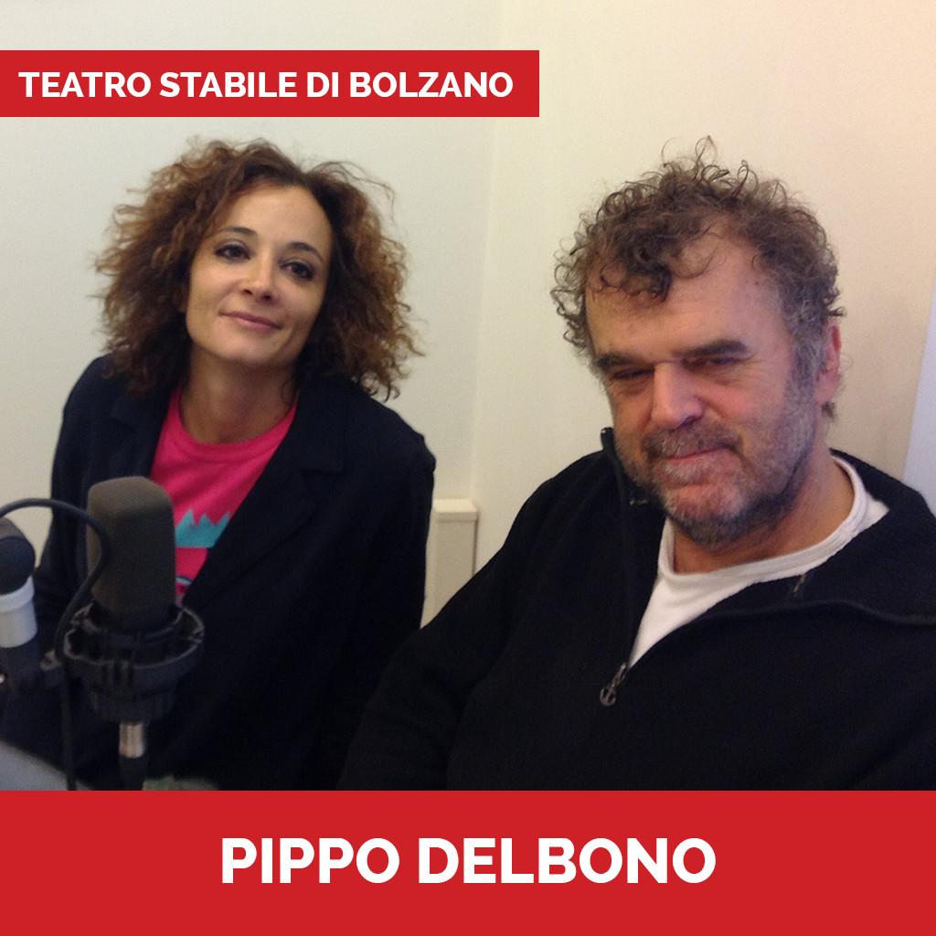 Sipario Pippo Del Bono