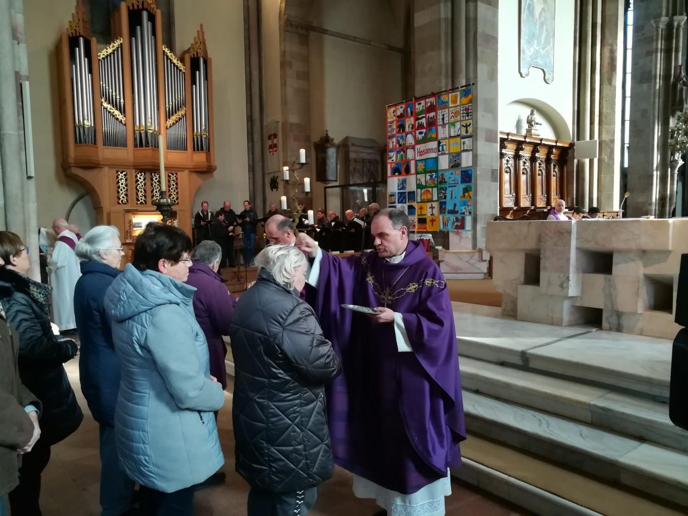 vescovo quaresima