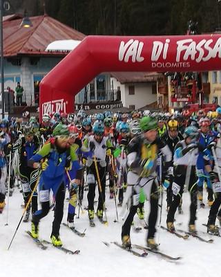 Sella Ronda Ski Marathon 10