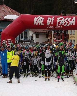 Sella Ronda Ski Marathon 11