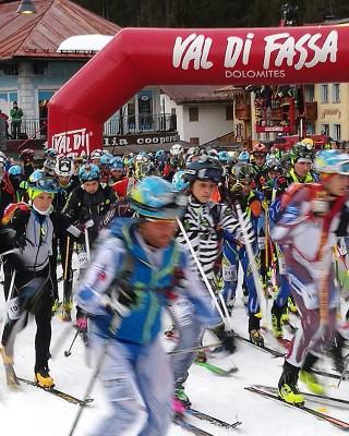 Sella Ronda Ski Marathon 8
