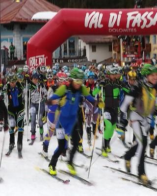 Sella Ronda Ski Marathon 9