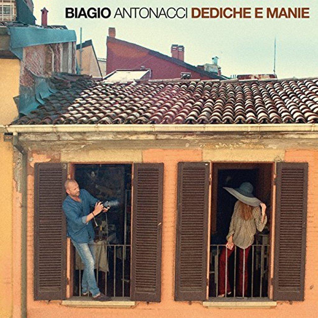 Disco Novita Biagio Antonacci