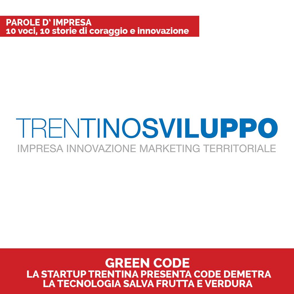 Podcast Trentino Sviluppo 2