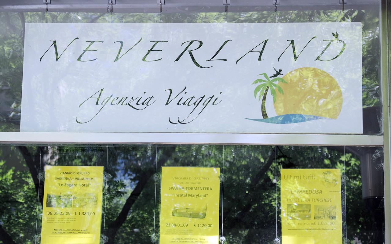 Agenzia Viaggi Neverland 4