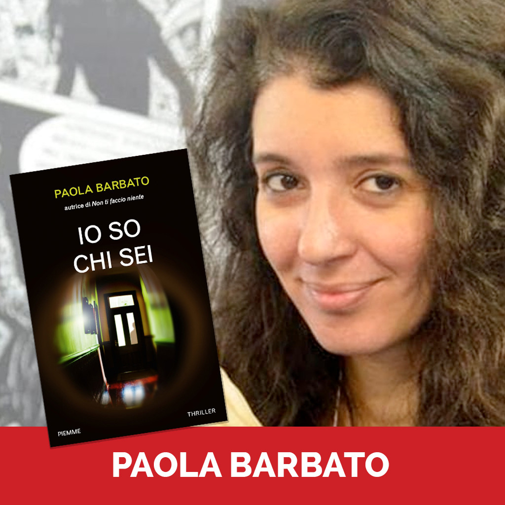 Podcast Paola Barbato