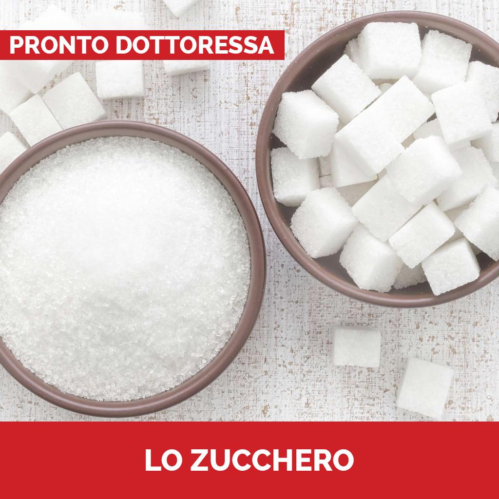 Podcast Pronto Dottoressa Lo Zucchero