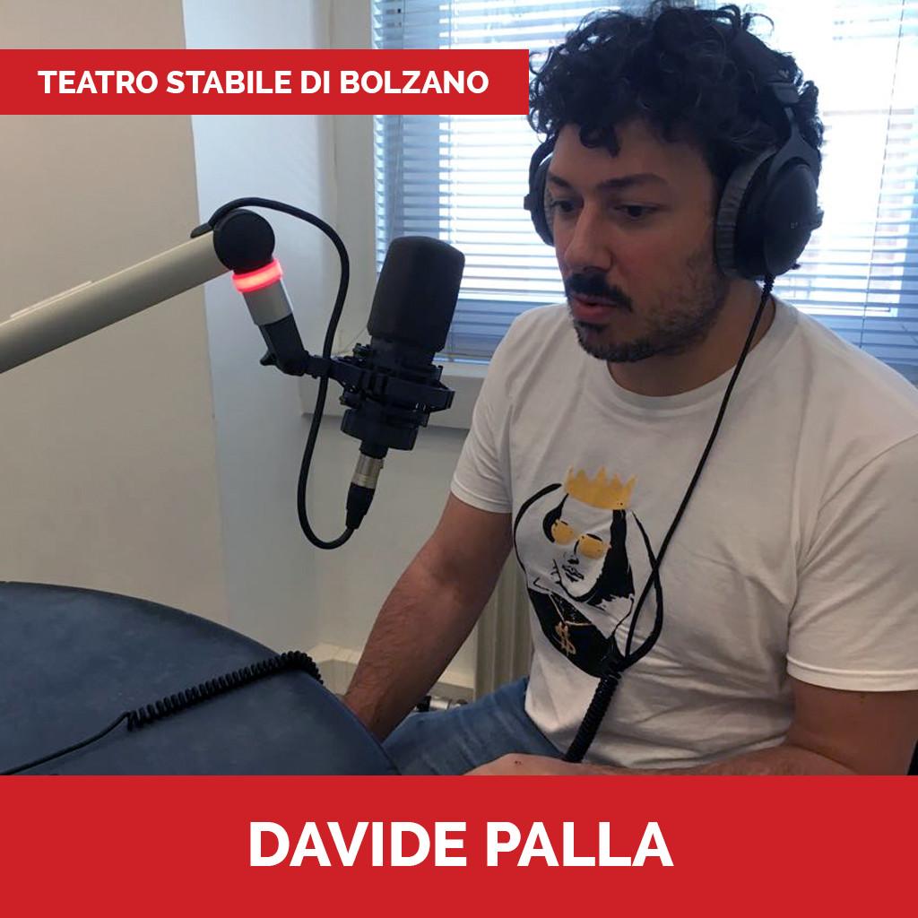 Sipario Davide Palla