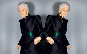 Rita Levi Montalcini Foto di Francesca Witzmann
