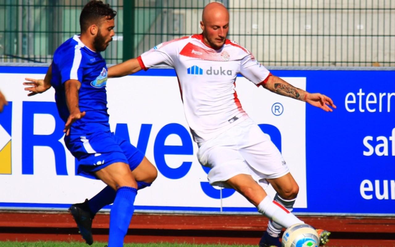Tommaso Morosini in azione._rsz