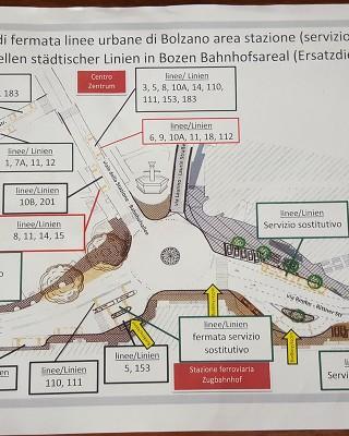 Lavori Tratta Ferroviaria Verona Innsbruck 1