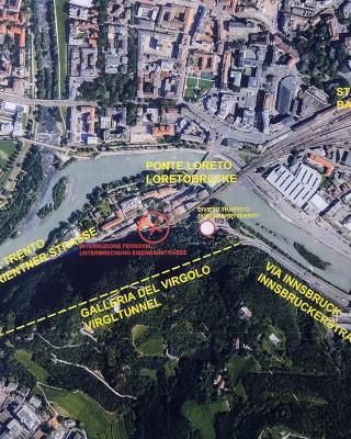 Lavori Tratta Ferroviaria Verona Innsbruck 8