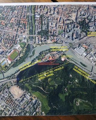 Lavori Tratta Ferroviaria Verona Innsbruck 9