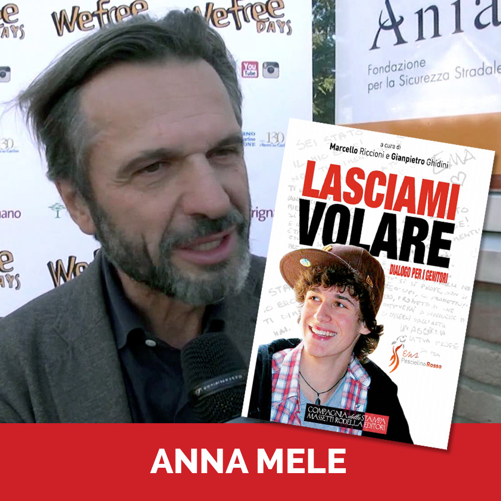Anna Mele presenta Gianpietro Ghidini