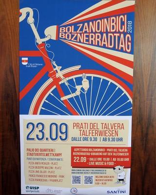 Bolzano in bici 2018 – 11