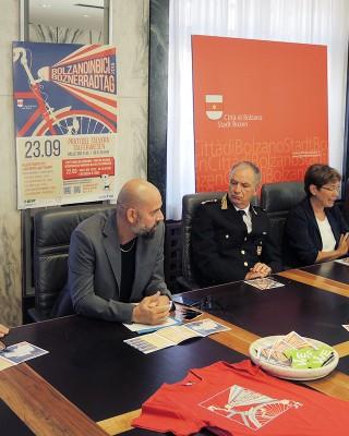 Bolzano in bici 2018 – 2