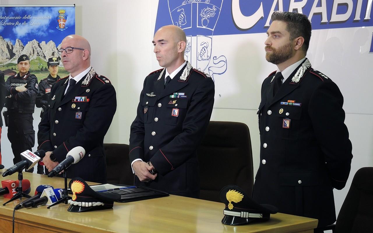 Nuovo Comandante Provinciale dei Carabienieri 1