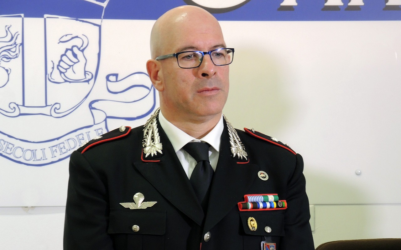 Nuovo Comandante Provinciale dei Carabienieri 2