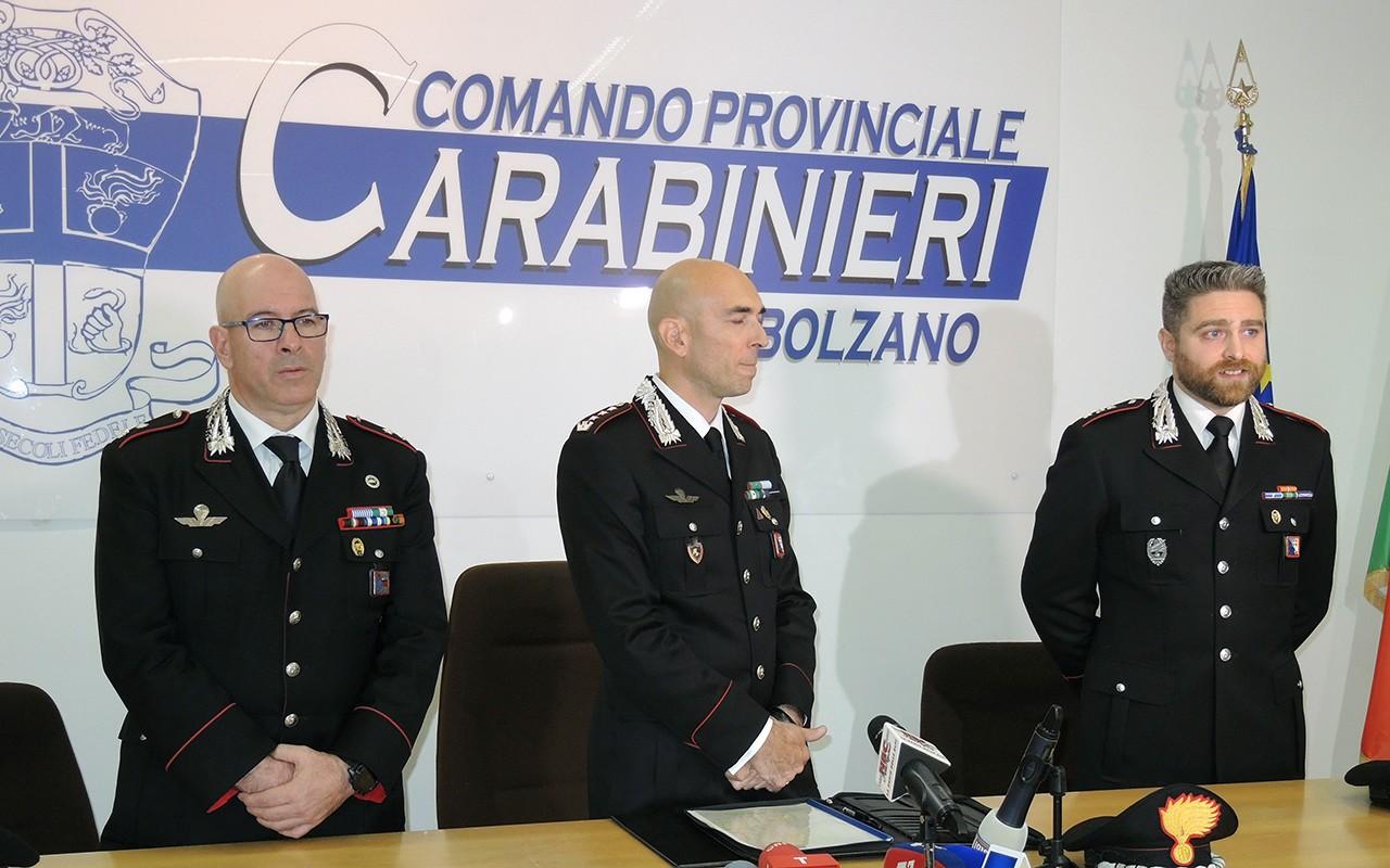Nuovo Comandante Provinciale dei Carabienieri 4