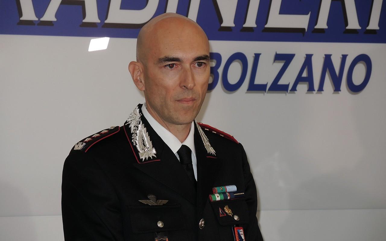 Nuovo Comandante Provinciale dei Carabienieri 5