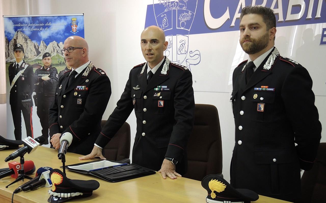 Nuovo Comandante Provinciale dei Carabienieri 7