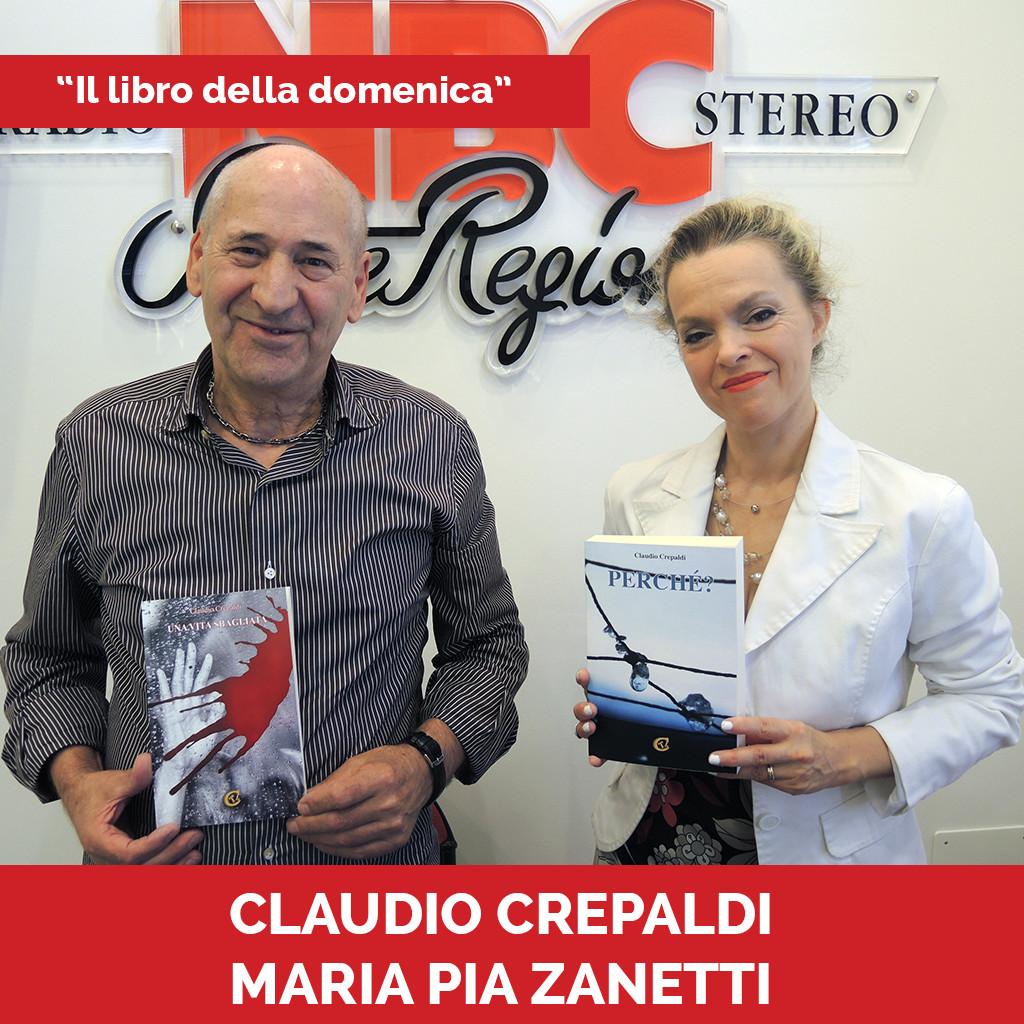 Podcast Il librodelladomenica claudio crepaldi Maria Pia Zanetti