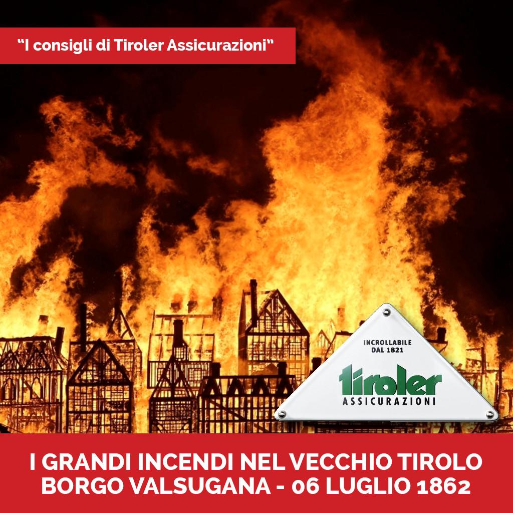 Podcast Tiroler Incendi Borgo Valsugana
