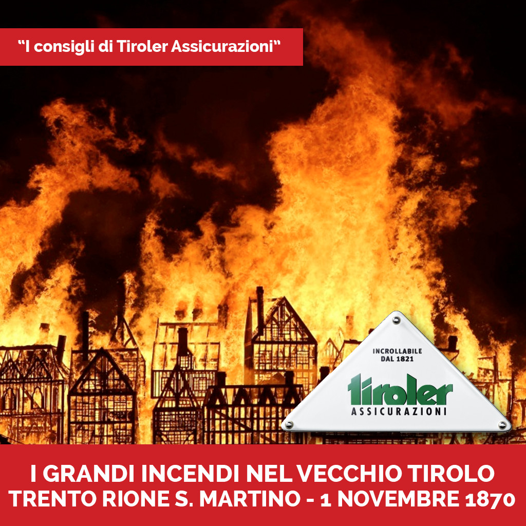 Podcast Tiroler Incendi Trento Rione S Martino