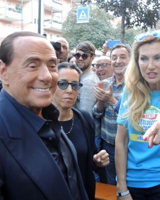 Forza Italia Berlusconi a Bolzano – 4