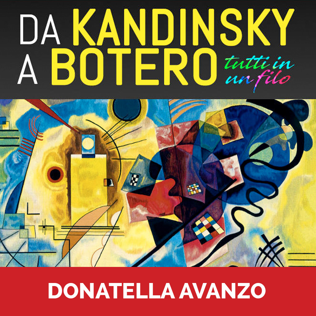 Podcast Donatella Avanzo