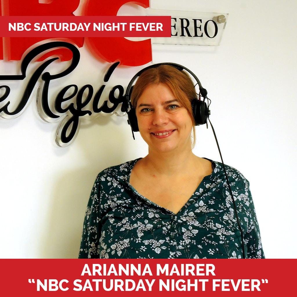 Saturday Night Fever Copertina Podcast