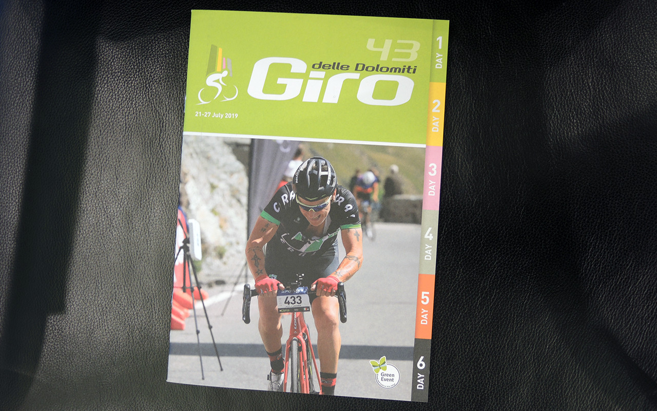 43° Giro delle Dolomiti – 12