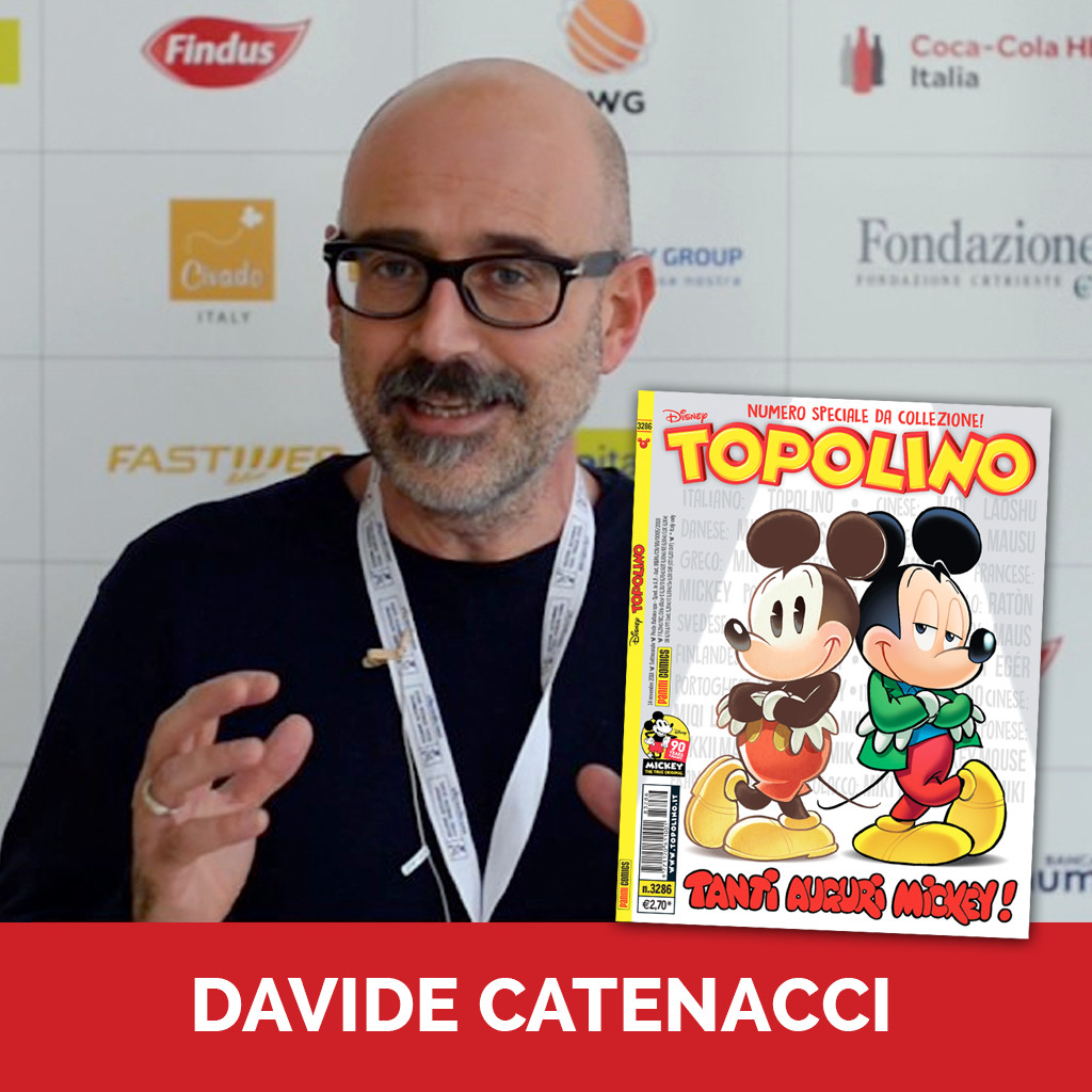 Davide Catenacci Podcast