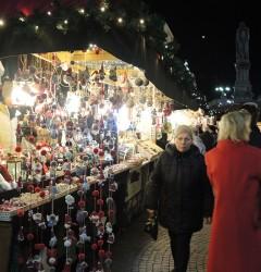 Inaugurazione Mercatino Natale Bolzano 12