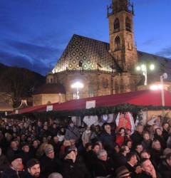 Inaugurazione Mercatino Natale Bolzano 34