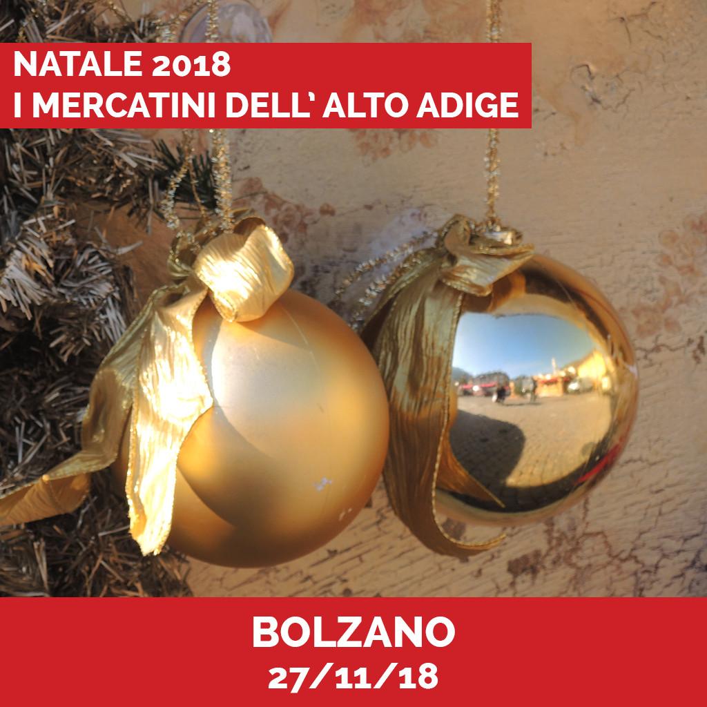 Mercatino Bolzano 1