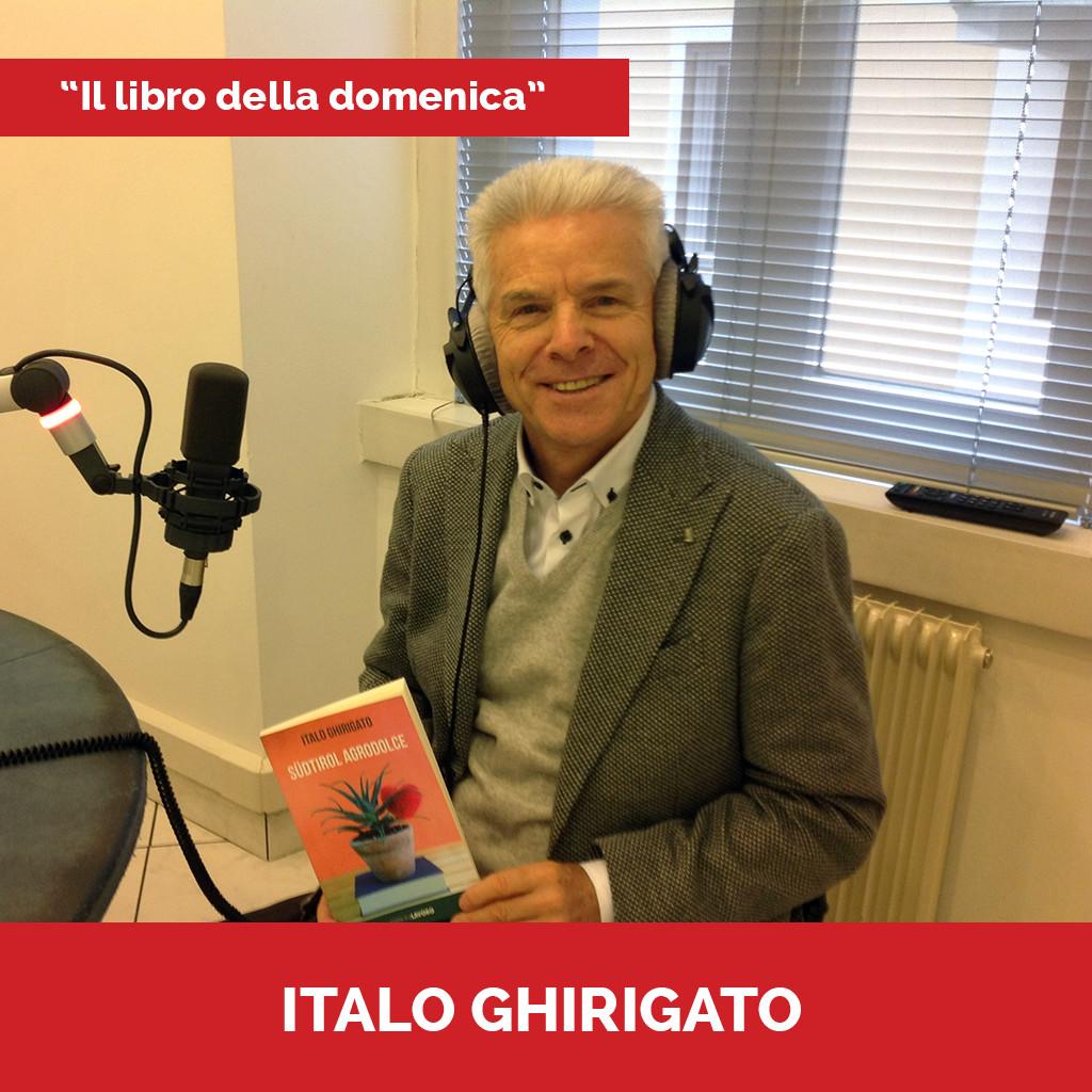 Podcast Il libro della domenica Italo Ghirigato