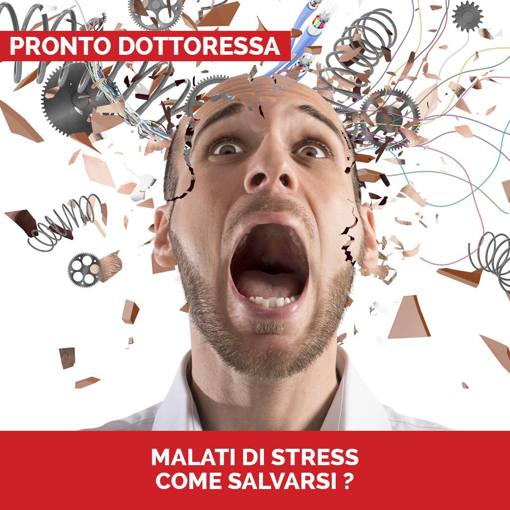 Podcast Pronto Dottoressa Stress