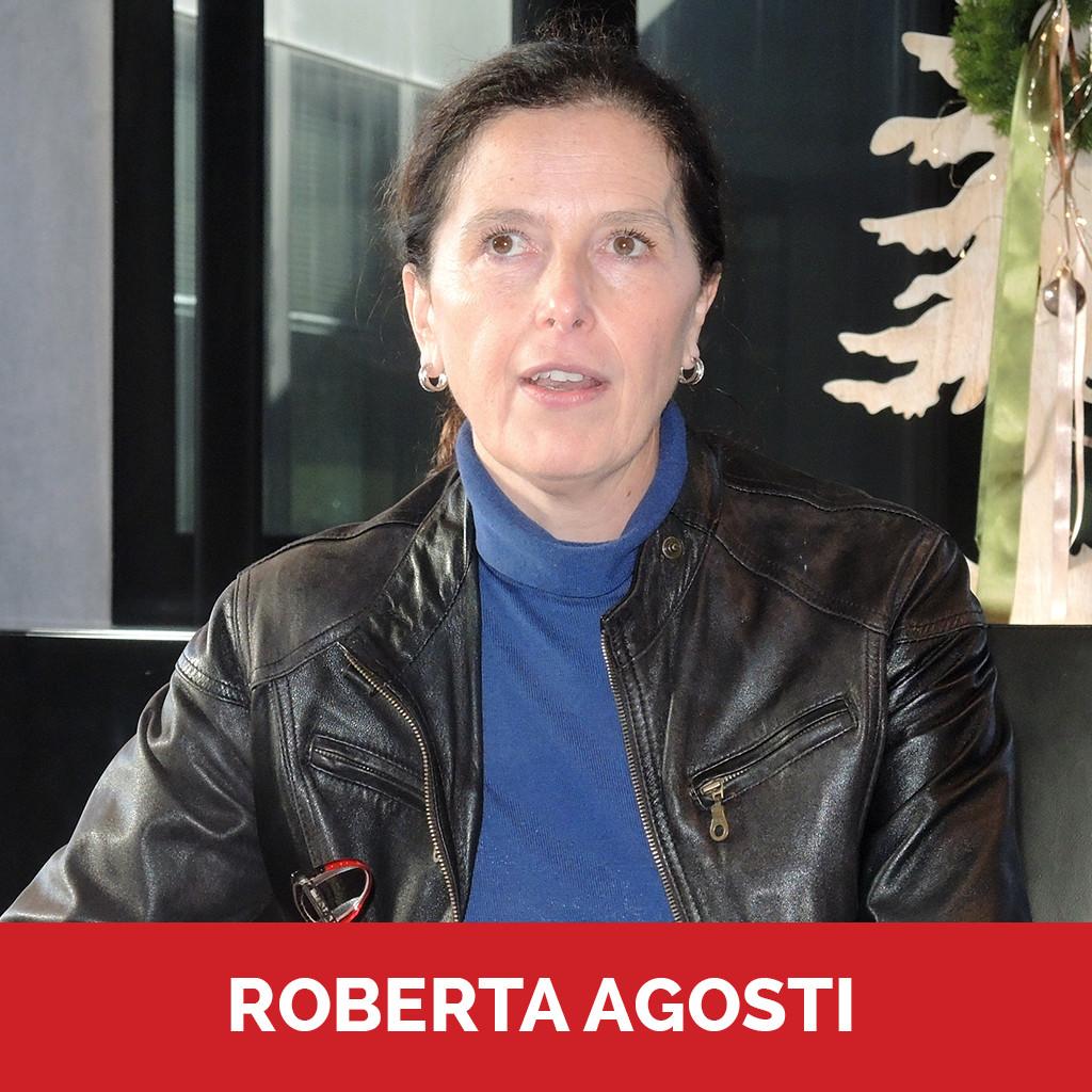 Podcast Roberta Agosti