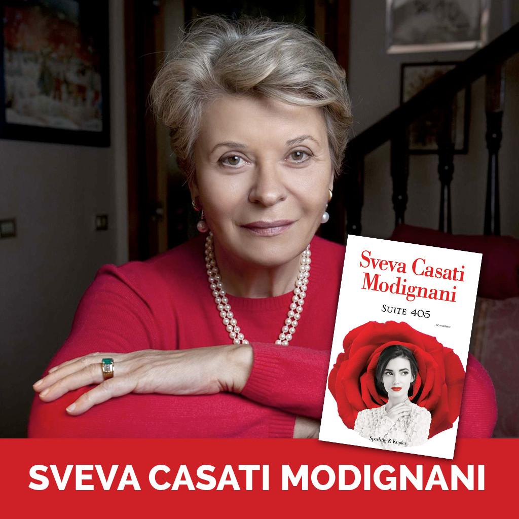 Podcast Sveva Casati Modignani 2